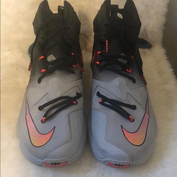 best authentic 075ed 5c6a5 Nike Lebron James shoes 11 (1456)